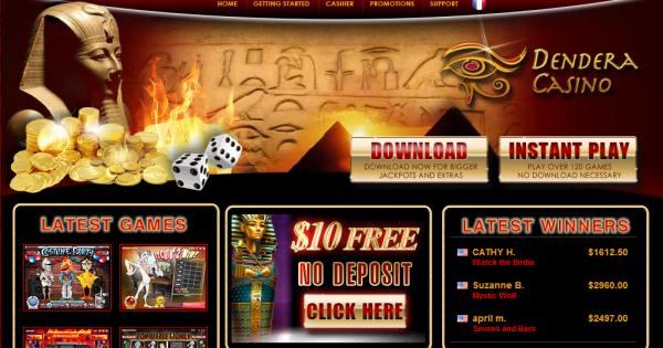 $100 no deposit casino bonus