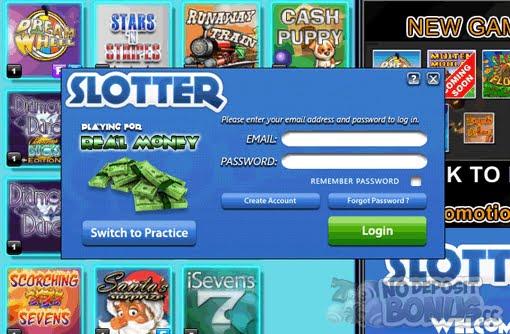 Slotter casino no deposit codes chance gambling game in regarding