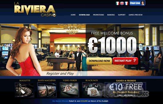 la riviera casino bonus no deposit
