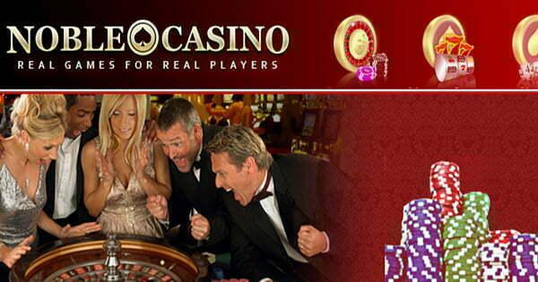 Noble Casino Mobile