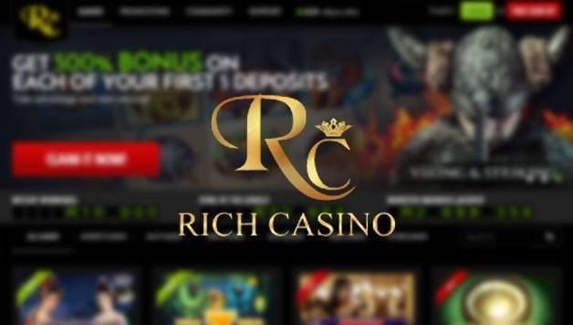 Rich Casino 150 No Deposit Bonus No Deposit Bonus