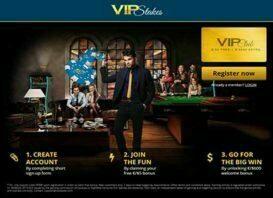 VIP Stakes online no deposit bonus casino