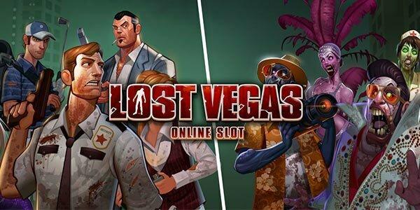 Lost Vegas slot
