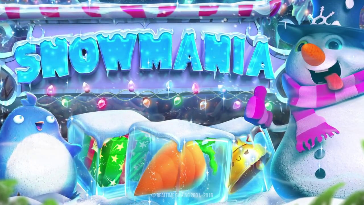 Snowmania Slot Review