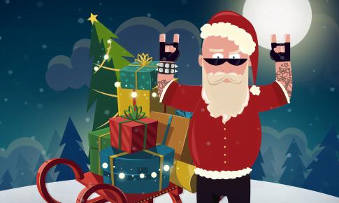 Guts Casino Make Christmas Great Again!