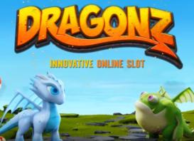 Dragonz online slot review