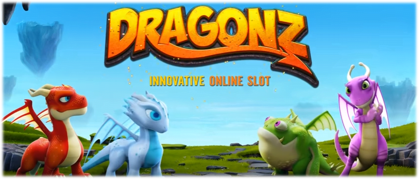 Dragonz online slot review