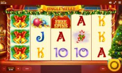 Jingle Bells Slot Screenshot