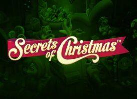 Secrets of Christmas Slot Banner