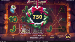 Secrets of Christmas Slot Screenshot