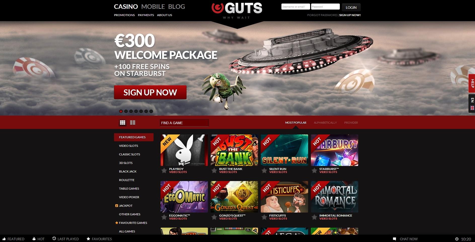 Gut shot casino resorts casino in indiana
