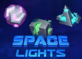 space lights slot review