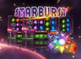 20 free spins Starburst online no deposit bonus casino