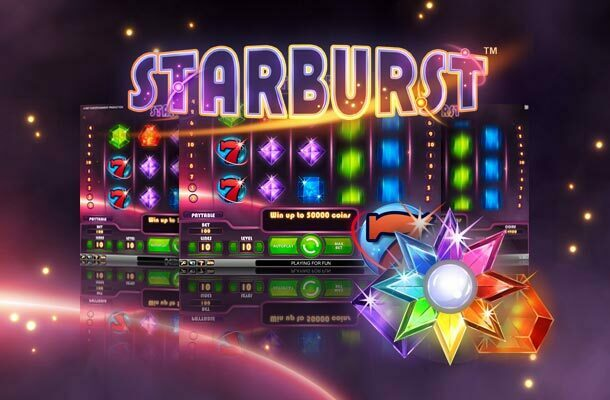 starbust slot review