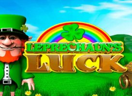 leprechauns luck no deposit bonus