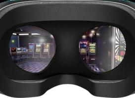 virtual reality slot machines