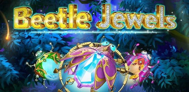 Beetle Jewels Slot Review