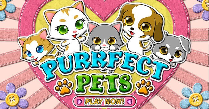 purrfect pets slot review