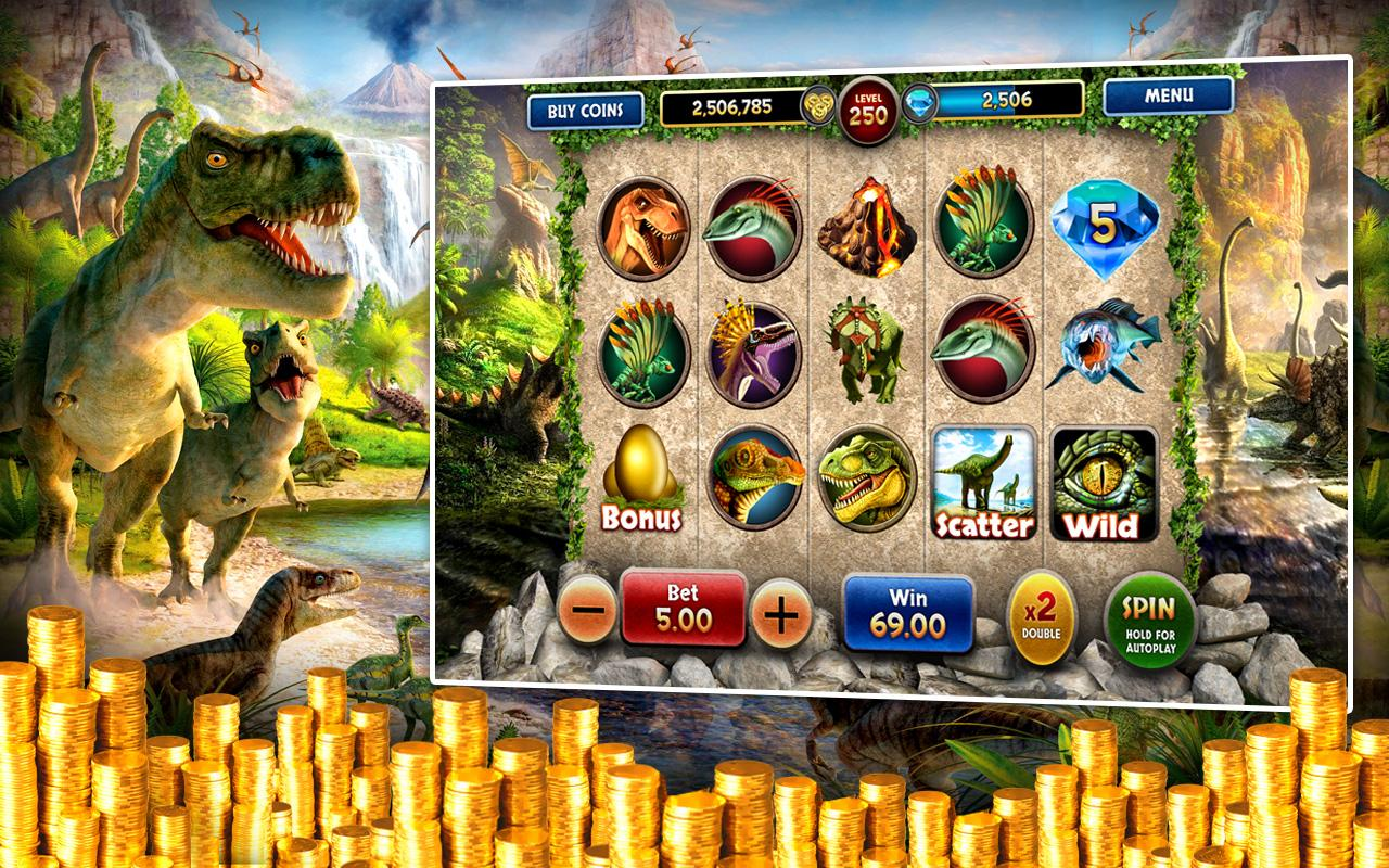 T-Rex Video Slot Review