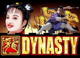 51 Free Spins on 'Dynasty' at Red Stag online no deposit bonus casino