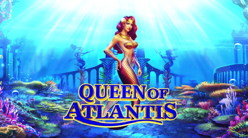 queen of atlantis slot review