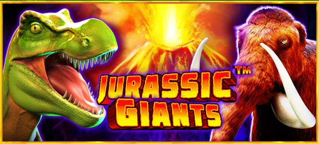 Jurassic Giants slot review