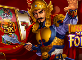 108 Heroes Multiplier Fortune slot review