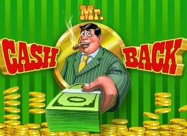 Mr Cash Back slot review