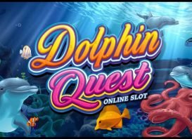 dolphin quest slot review