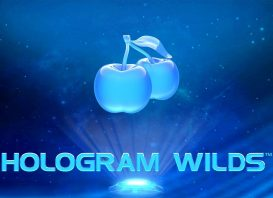 hologram wilds slot review