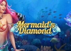 mermaid's diamond slot review