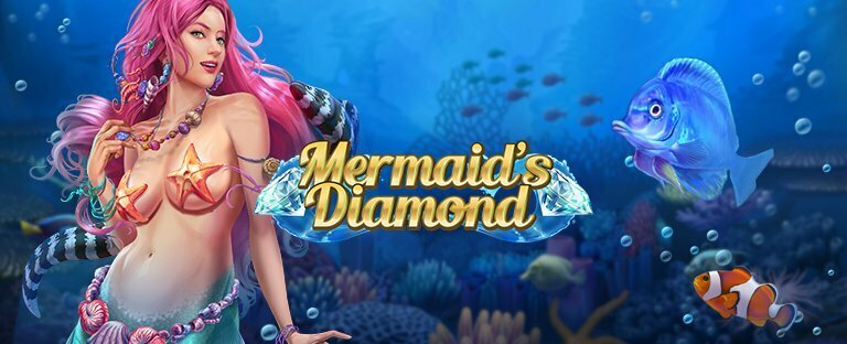 mermaid's diamond slot review