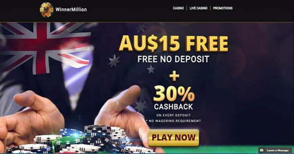 No Deposit Bonus Winner Casino