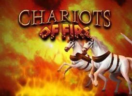 50 Free Spins on 'Chariots of Fire' at Laromere Casino online no deposit bonus casino