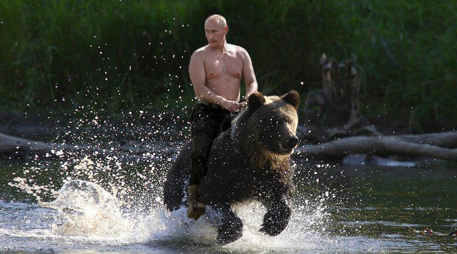 Putin and Bitcoin