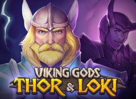 viking gods thor and loki slot review