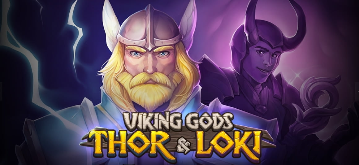 viking gods thor and loki slot review
