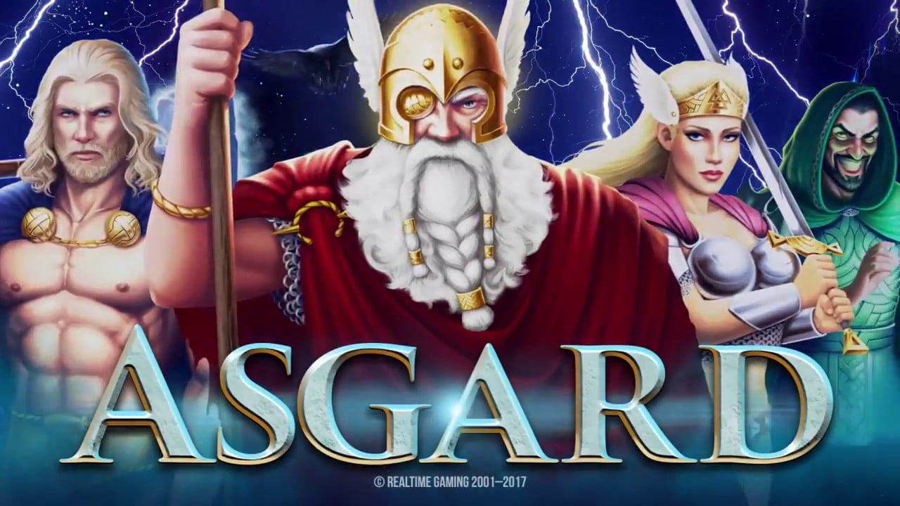 Lords of Asgard RTG slot