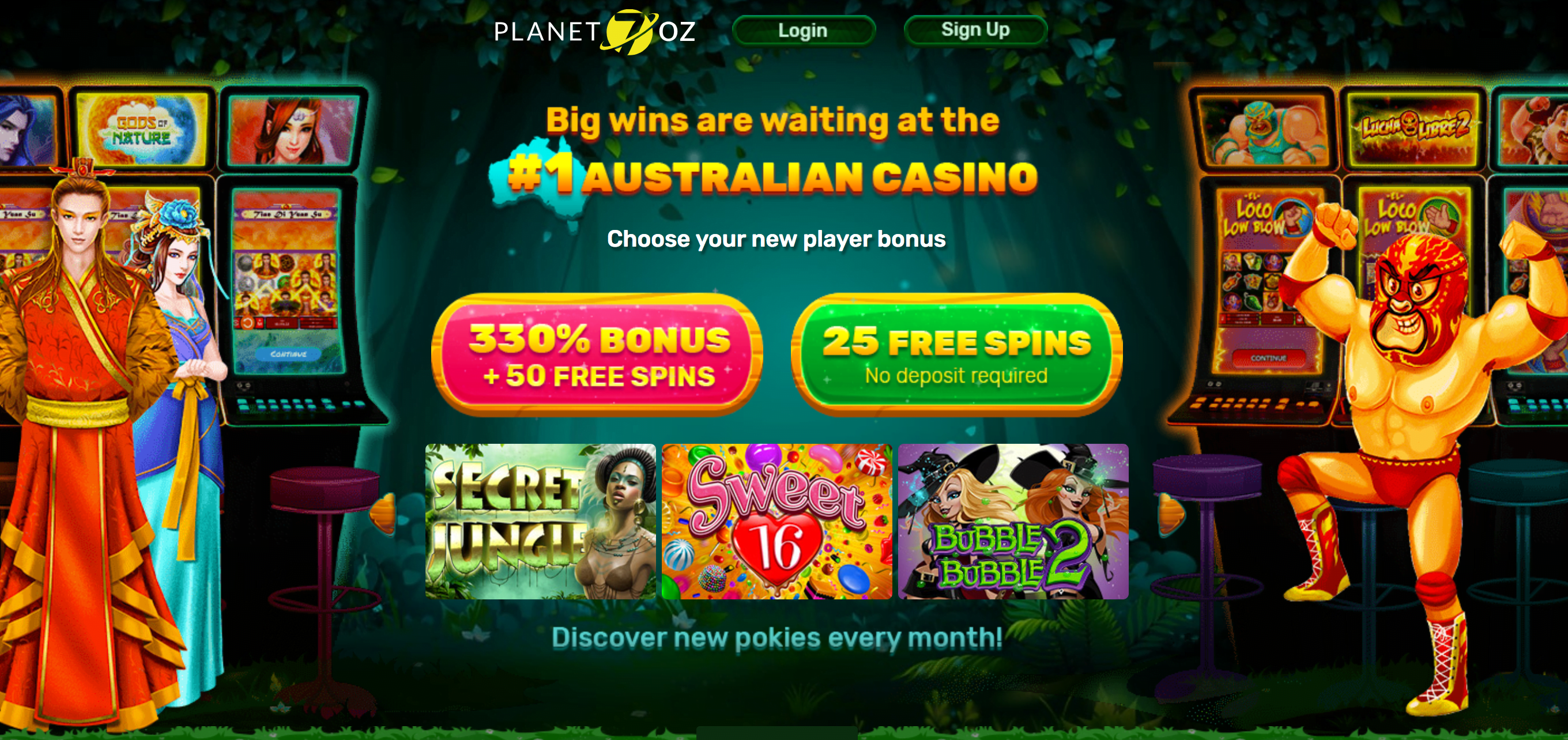 Freespin Casino No Deposit