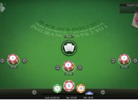 netent new blackjack classic