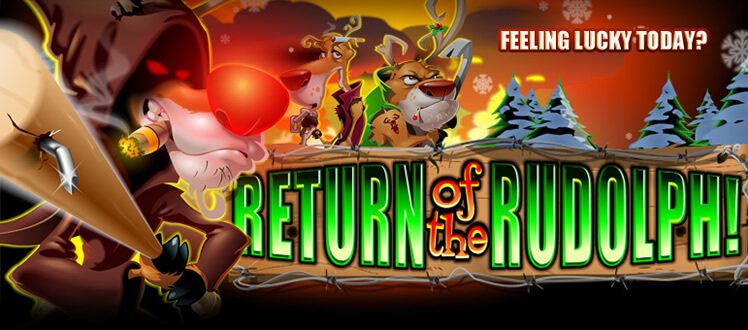 return of the rudolph slot review