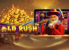 gold rush slot by pragmatic play