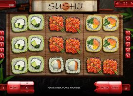 sushi slot review