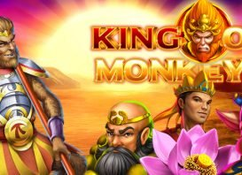 king of monkeys slot review
