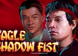 Special Offer: 722 Free Spins on 'Eagle Shadow Fist' at Golden Euro online no deposit bonus casino