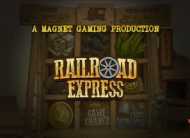 Railroad Express slot review