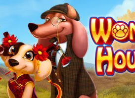 Wonder Hounds slot review