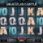 draculas castle slot review screenshot