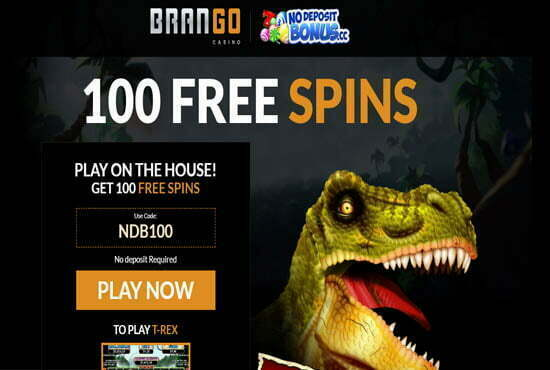 100 Free Spins at Brango | No Deposit Bonus