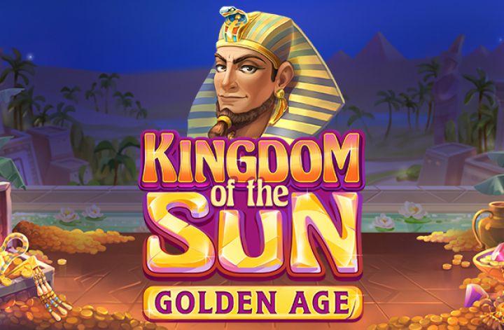 Kingdom of the Sun Golden Age slot